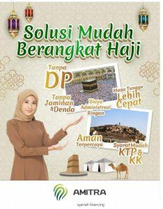 Daftar Haji Plus Dengan Dana Talangan Amitra Syariah